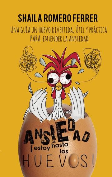 portada libro Ansiedad estoy hasta los huevos
